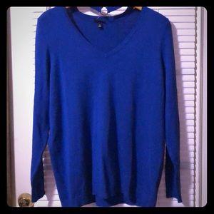 Torrid Size 1/1X Blue sweater